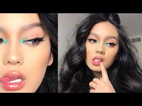 BADDEST B*TCH MAKEUP 2019 | Jessica Vu