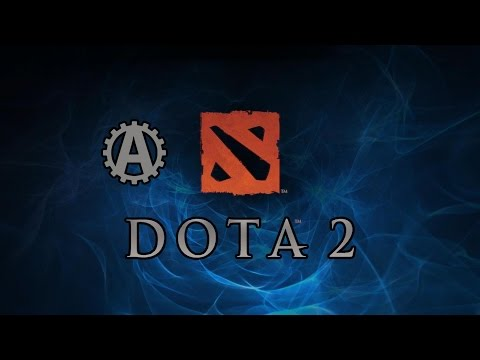 Arumba Plays DOTA All Pick Sniper (with a Crazy Chron-er)