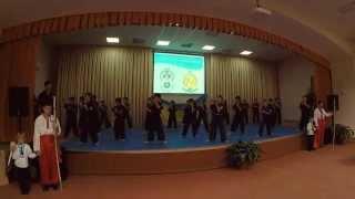 Презентация хортинга в Киевской Инженерной Гимназии
