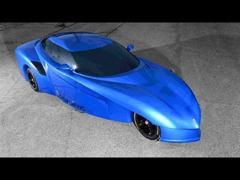 2017 Panoz Deltawing GT Concept Review Rendered Price Specs Release ...