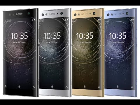 Sony Xperia Xa2 And Xa2 Ultra New Loops 2018 Live Wallpaper For Other Xperia Devices No Root