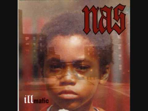 illmatic  04  Nas   The World Is Yours