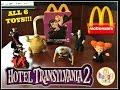 HOTEL TRANSYLVANIA 2 Movie MCDONALDS Happy Meal Toys Septemeber 2015! All 6!!!