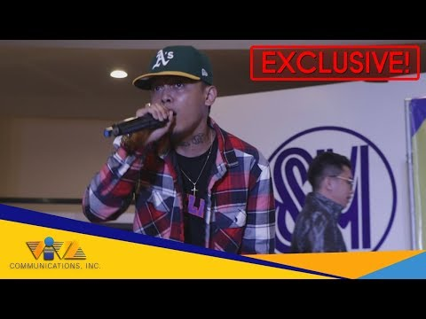 SKUSTA CLEE performs his original single 'MUCH BETTER'