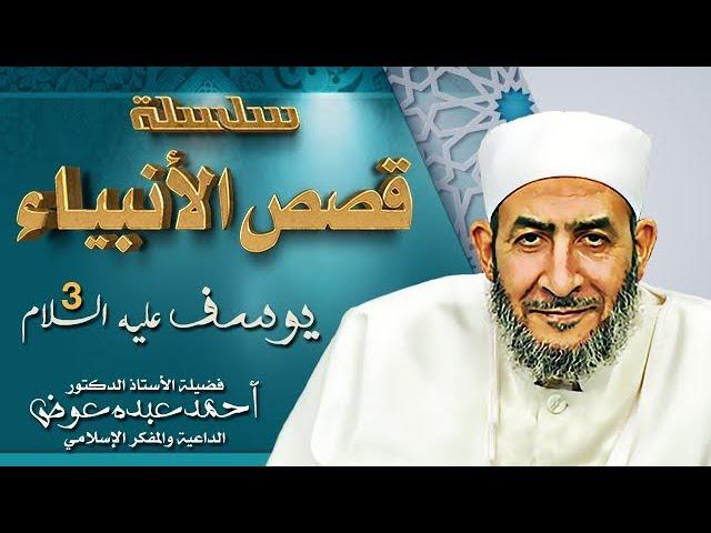 قصص الأنبياء |  قصة سيدنا يوسف عليه السلام  ( الجزء 3)