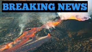 BREAKING NEWS!! Hawaii volcano eruption UPDATE: Lava fountains and INCREASED tremors rock Kilauea su