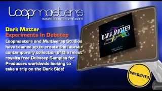Dark Dubstep Samples Loops - Multiverse Studios Experiments In Dubstep