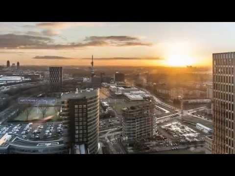Intermezzo 24 hour view Zuidas Amsterdam