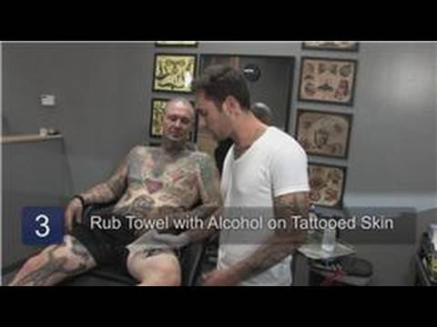 Body Art : How to Remove a Temporary Tattoo