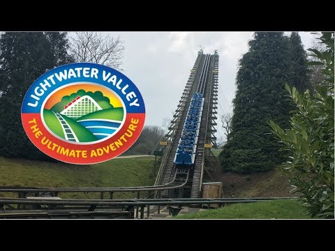 Lightwater Valley Vlog April 2018