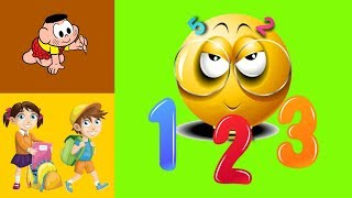 Learn Numbers and Counting 1-10 | Number Games for Toddlers | Awesome Kids Learning