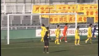 H26年間報告 2 日本体育大学女子サッカー部