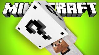 БЕЛЫЙ ЛАКИ БЛОК - Minecraft (Обзор Мода)