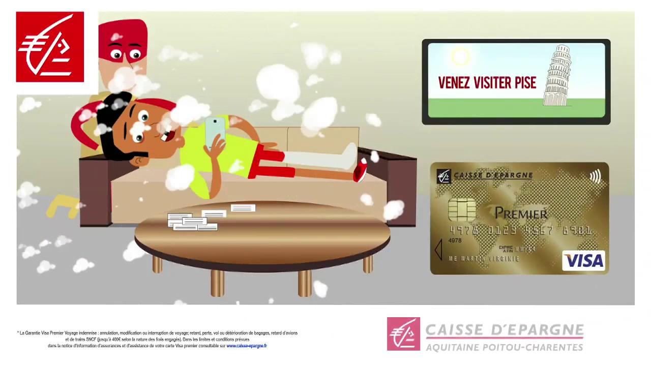 assurance voyage carte visa premier Garantie Visa Premier   Annulation de voyage   YouTube