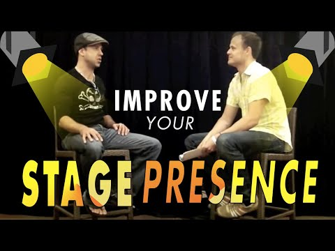 Presence: How to Take Centre Stage in Any Room - Episode #14
