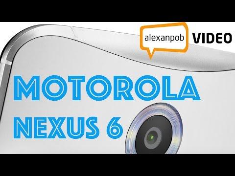 Обзор Motorola Nexus 6: новый дорогой Nexus