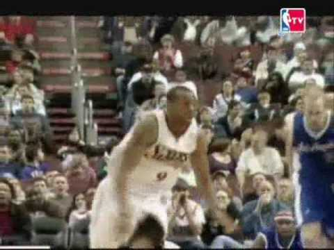 Andre Iguodala 07-08 NBA Regular Season Mix