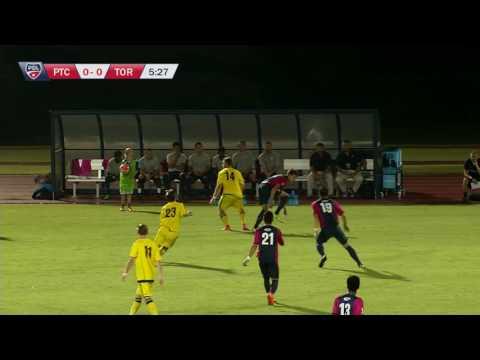 Peachtree City MOBA vs Tormenta FC (Full Game)