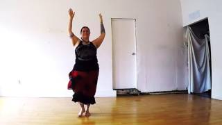 Sacred Shimmy ATS® Drills - Level 3 Combo