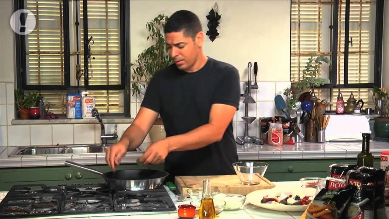 """מתכוני סוגת: מתכון לסלט תפו""""א סגול עם מוצרלה"""
