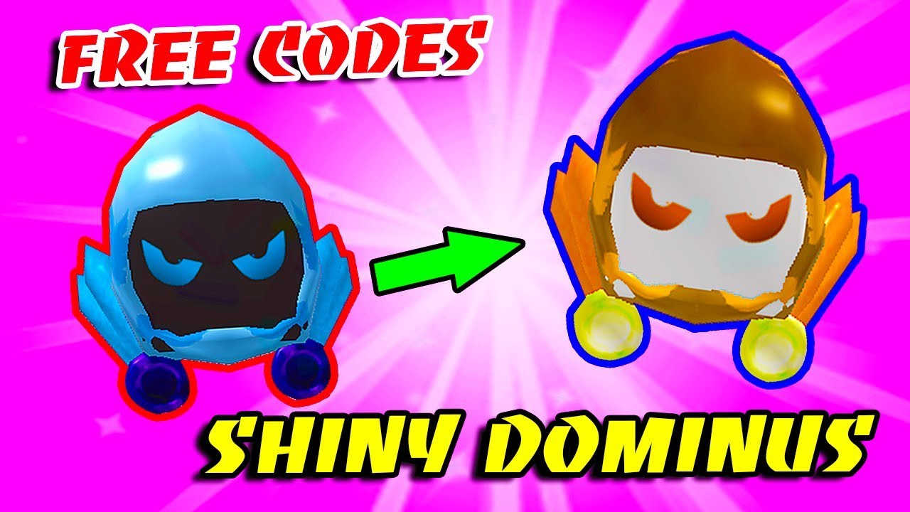 FREE CODES - MAKE SHINY LEGENDARY PET *TWITTER DOMINUS* In BUBBLE GUM SIMULATOR!! (Roblox)