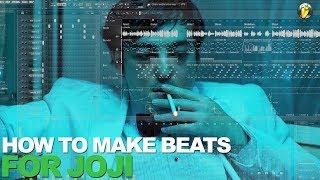MAKING BEATS FOR JOJI | FL STUDIO LO-FI TUTORIAL