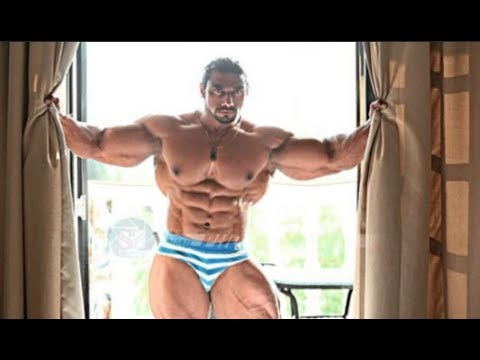 INDIAN Number 1 Bodybuilder Sangram Chougule - The Road To Mr. Olympia 2019