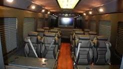 Luxury shuttle bus in Houston Texas - (713) 320-7500