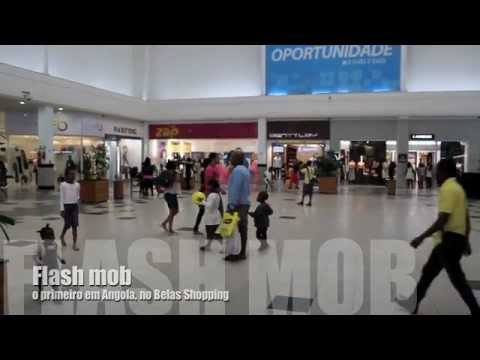 Flash mob no Belas Shopping