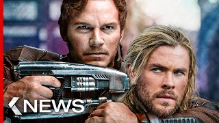 Thor 4: Love And Thunder, Black Panther 2, Transformers 6... KinoCheck News