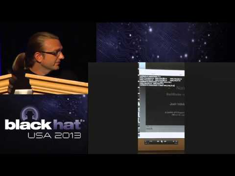 Black Hat 2013 - Hiding @ Depth - Exploring, Subverting, and Breaking NAND Flash Memory