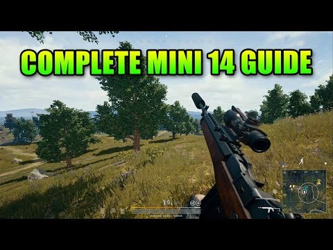 Complete Mini 14 Guide & Review | PlayerUnknown's Battlegrounds