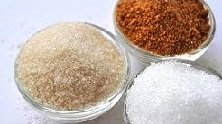 Los Ocho Mejores Endulzantes Naturales Y Alternativas De Azúcar