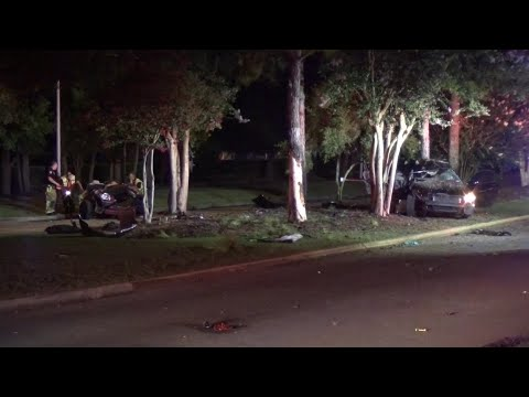 2  Atascocita High School students killed in violent , teen driver charged