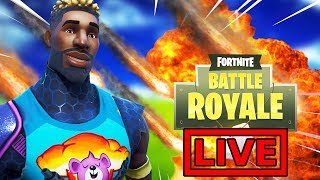 [LIVE] KOMEET OP DUSTY DEPOT?! SEASON 4 HYPE! | Fortnite Battle Royale (Nederlands NL)