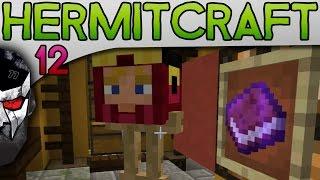 Hermitcraft Minecraft - Head Hunt & Ice Cave Idea! - E12 | Docm77