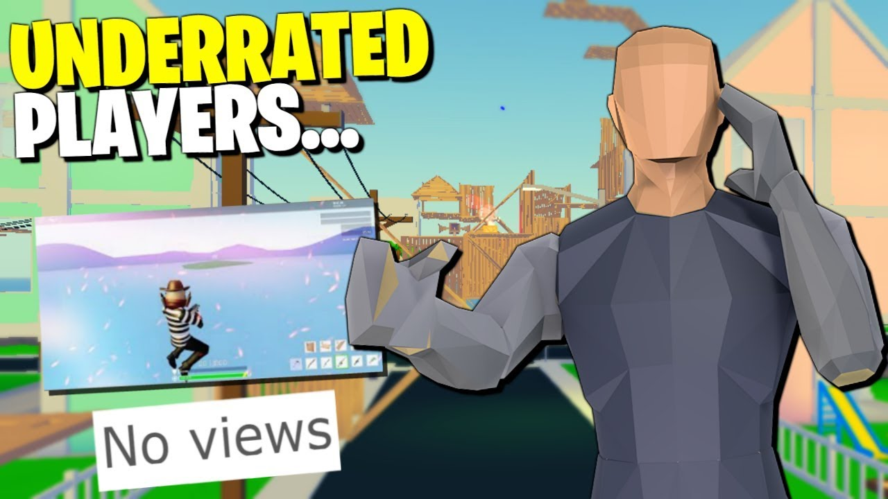 REACTING To Strucid Videos WITH 0 VIEWS! (Underrated ...