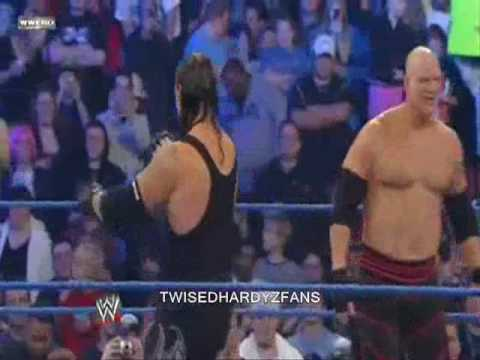 WWE Smackdown 11/20/09 The Brothers Of...