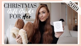 10 Easy Christmas Gift Ideas For Her 2019   The Ultimate Christmas Gift Guide