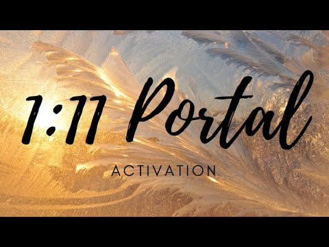 1:11 Portal Activation - A Message for the Collective - Tarot Reading