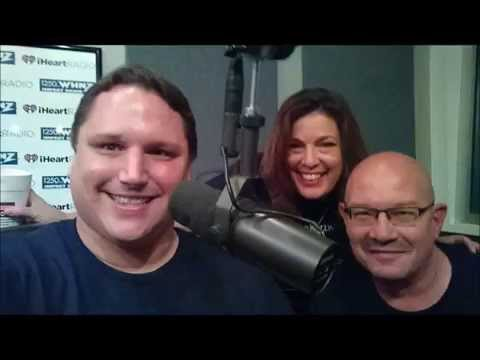 WHNZ Radio Interview - Scrooge, The Musical