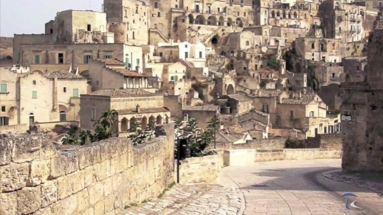 Matera Italy Youtube