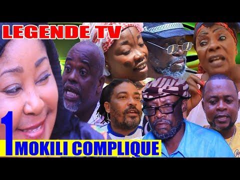 MOKILI COMPLIQUE EP: 1 -Theatre congolais-Ebakata-Vue de loin-Sundiata-Moseka-Legende tv