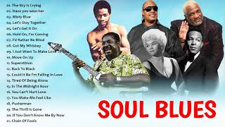 Soul Blues Music Playlist - Top Soul Blues Songs Ever