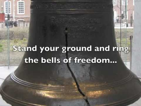 Bells of Freedom -- Bon Jovi (Lyrics) - YouTube