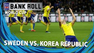 Sweden vs Korea Republic | World Cup 2018 | Match Predictions