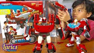 Tobot Z Adventure Ternyata Punya Senjata Keren Ini..!!! 😱😱😱😱