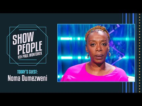 Show People with Paul Wontorek: Noma Dumezweni of HARRY POTTER AND THE CURSED CHILD
