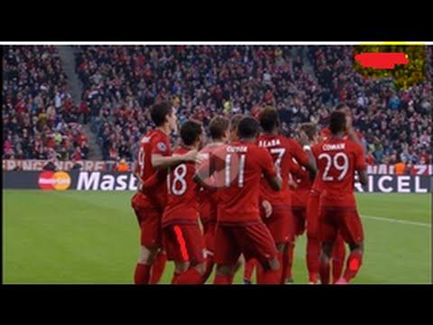 Bayern Múnich vs. Dinamo Zagreb 5-0 HIGHLIGHTS AND GOALS - UEFA CHAMPIONS LEAGUE 15-16