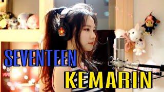 Rezcky Ramadhan/ORANG KOREA COVER KEMARIN SEVENTEEN PRAY FOR BANTEN, SEVENTEEN